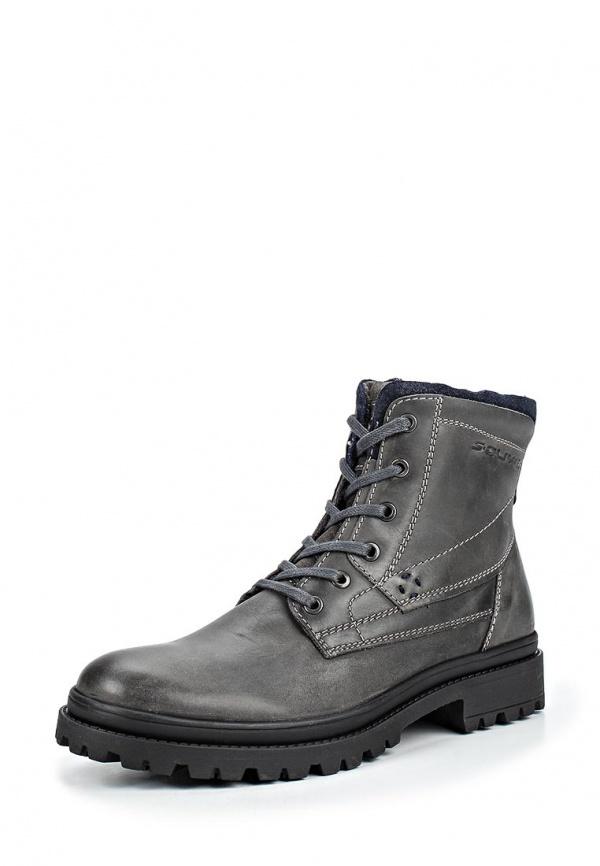 Ботинки s.Oliver 5-5-16243-33 серые