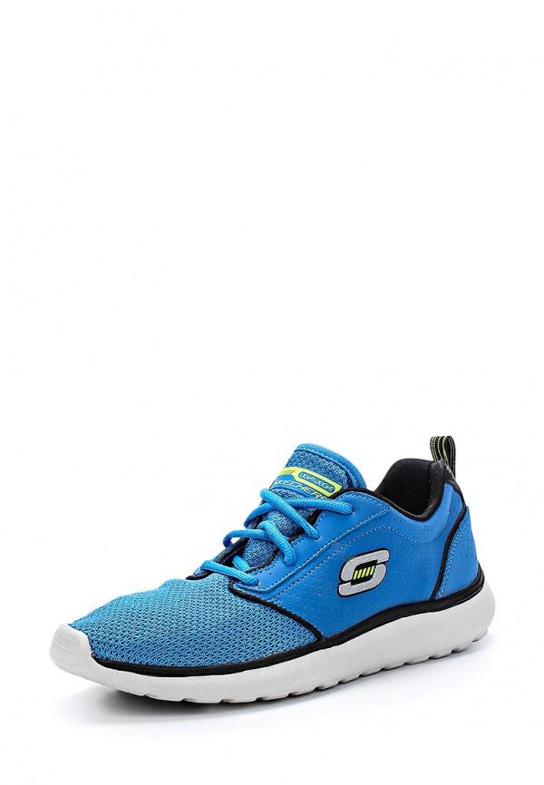 Кроссовки Skechers 51403 голубые