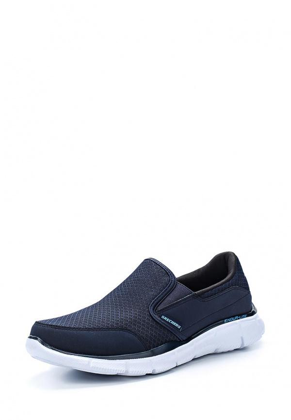 Слипоны Skechers 51361 синие