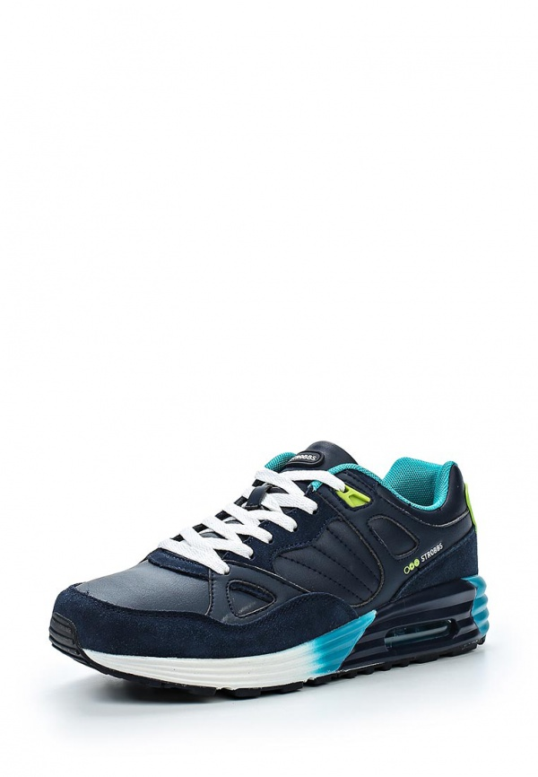 Кроссовки Strobbs C2135-2 синие