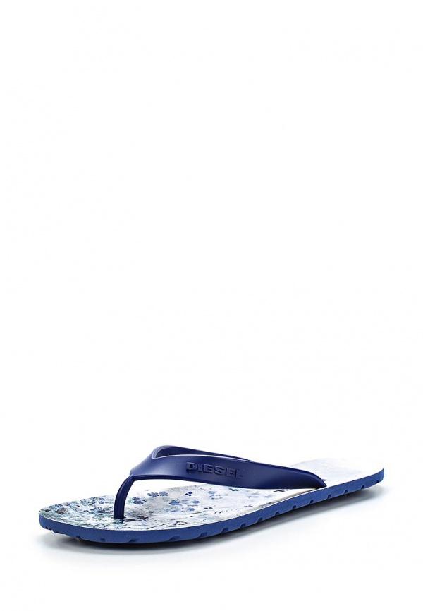 Сланцы Diesel P5Y00435.P0554 серые, синие