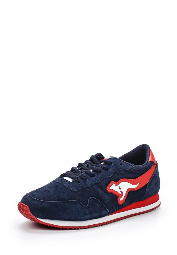 Кроссовки KangaROOS 47124 красные, синие