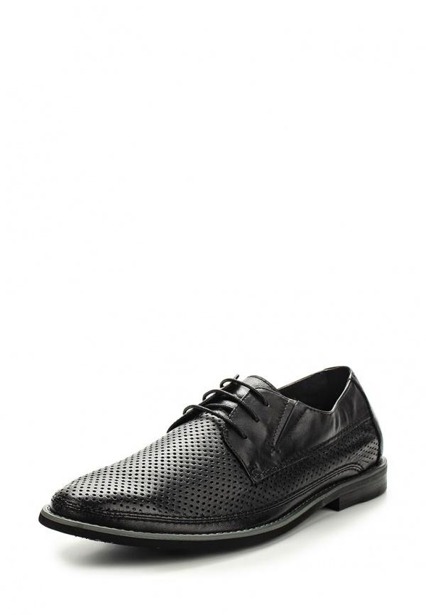 Туфли Spur SM2311_01_01_BLACK чёрные
