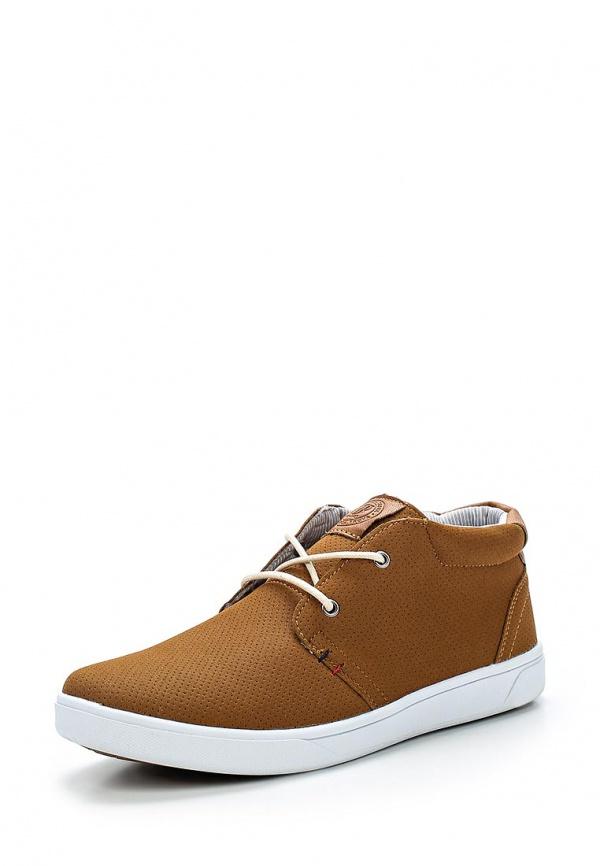 Ботинки Tesoro 157015/02-03 коричневые
