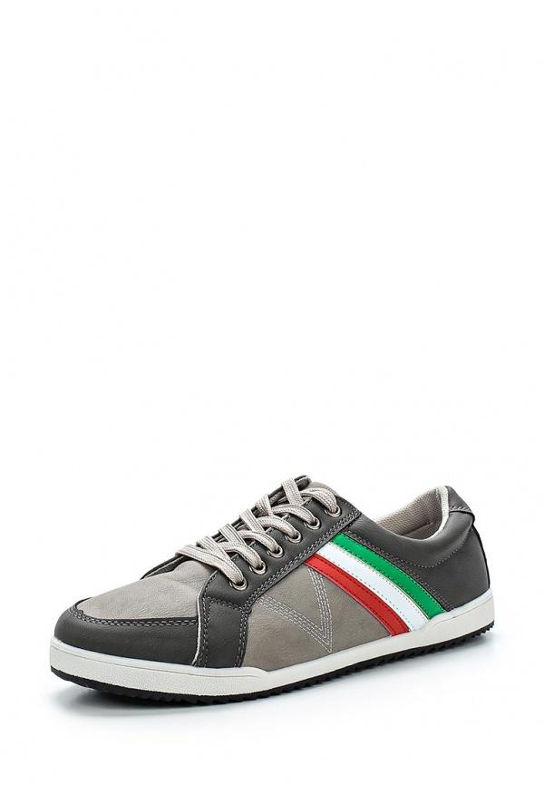 Кроссовки WS Shoes YY665-1 серые