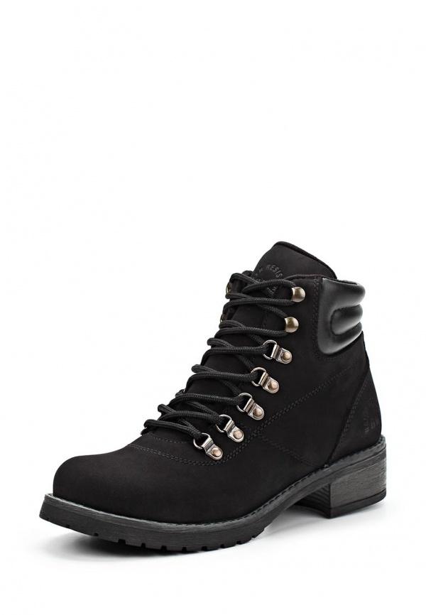 Ботинки Best Walk 315982-01 чёрные