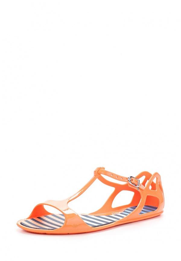 Сандалии adidas Originals D67835 оранжевые