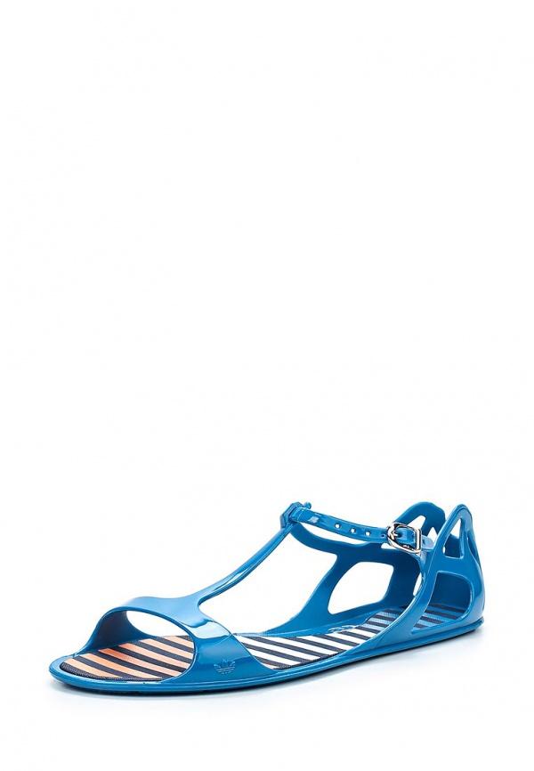 Сандалии adidas Originals D67834 синие