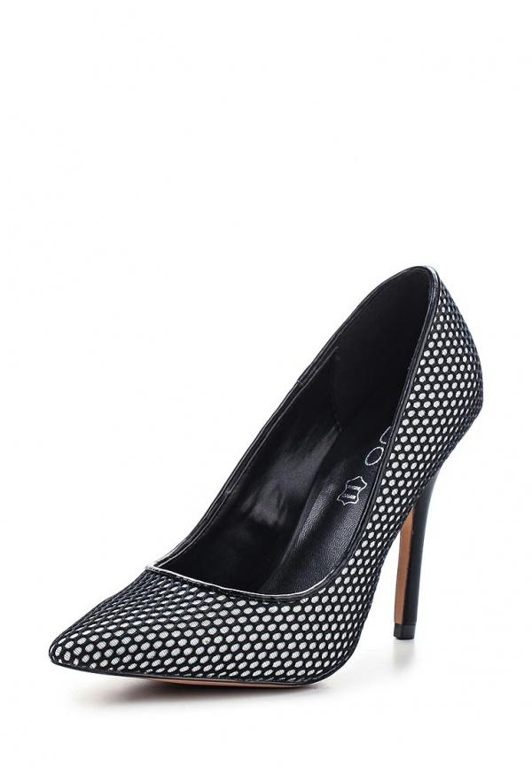 Туфли Aldo VICINO белые, чёрные