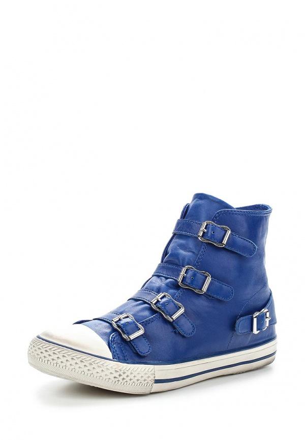Кеды Ash VIRGIN(SS15-V-87462-011) синие