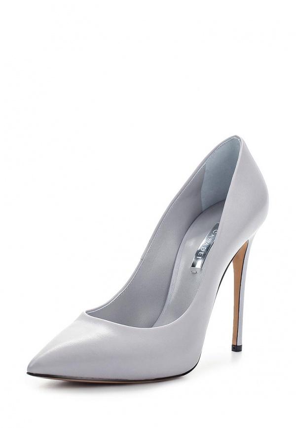 Туфли Casadei 4532N163.ER1PEPL025 серые