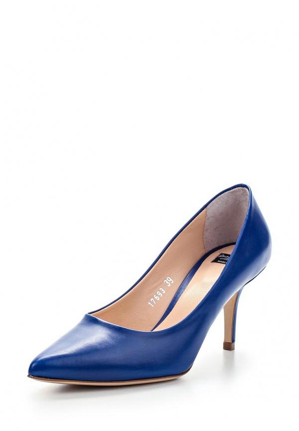 Туфли Roberto Botticelli BX17693 синие