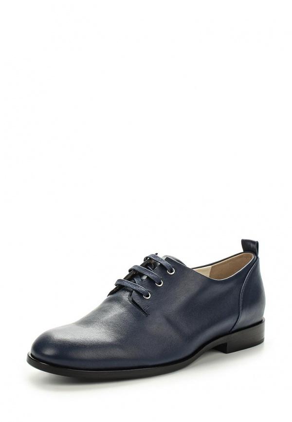 Ботинки Jil Sander Navy JN24049 синие