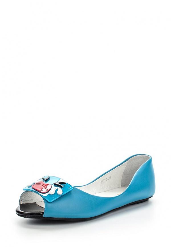 Балетки Vitacci 11982 голубые
