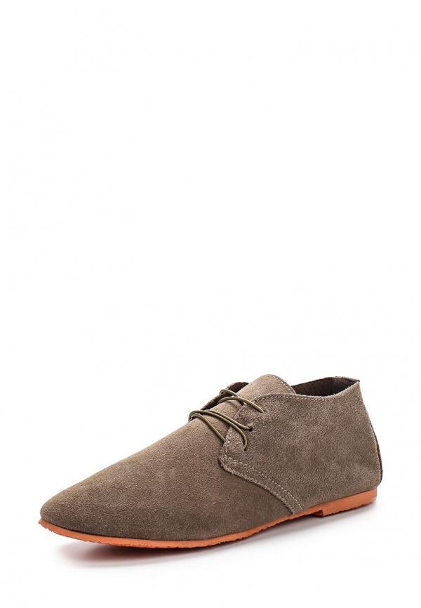 Ботинки Keddo 857269/01-07W коричневые