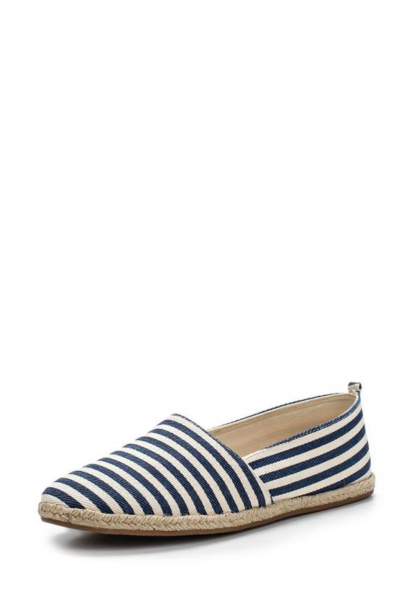 Эспадрильи Keddo 857397/01-02W белые, синие