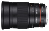 Samyang 135mm f/2 ED UMC Four Thirds