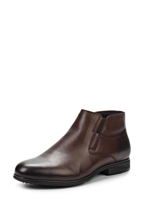 Ботинки Mascotte 09-420551-0109 коричневые