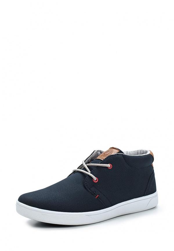 Ботинки Tesoro 157015/02-02 коричневые, синие