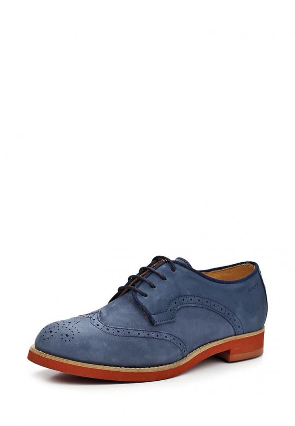 Ботинки Gant 8534009 синие
