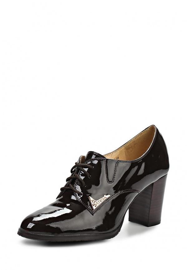 Туфли Sinta 8701-2-2-M коричневые