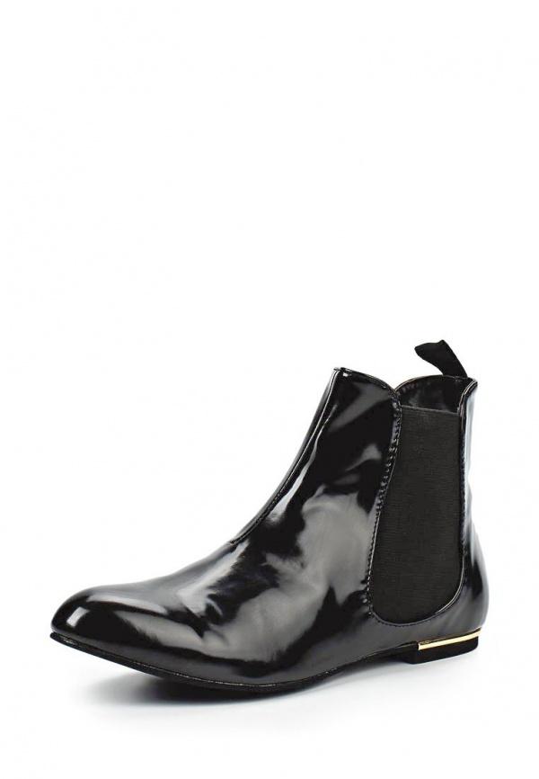 Ботинки Concept Club 8200004 чёрные
