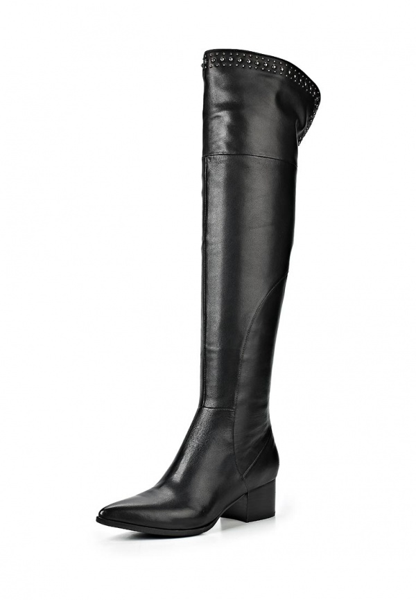 Ботфорты Elche HA-W455012V чёрные
