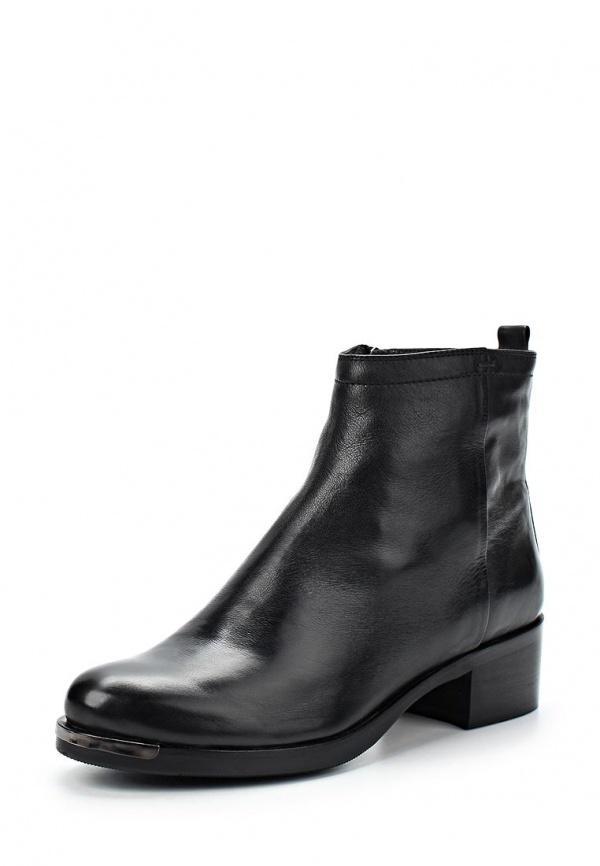 Ботинки Provocante 87701-00В чёрные