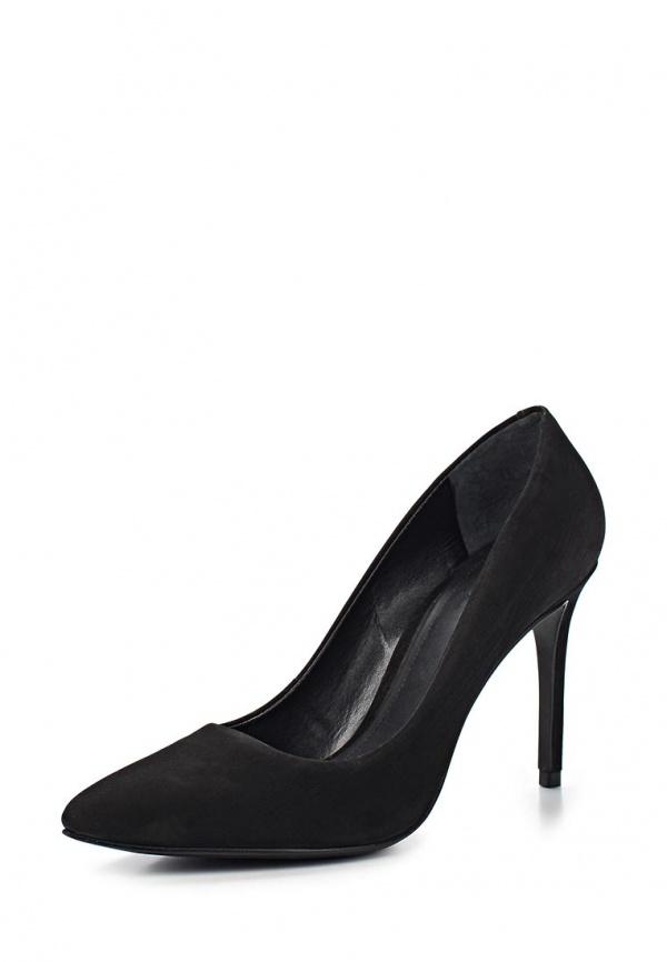 Туфли Schutz 1723 0005 0001 0553 чёрные