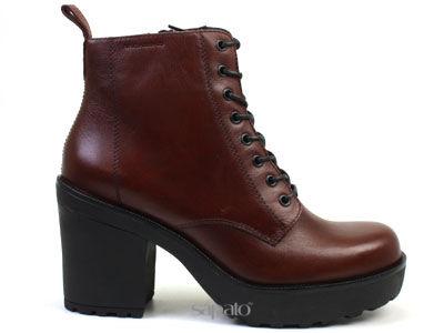 Ботинки Vagabond 3842-001-44 Libby Vagabond бордовые