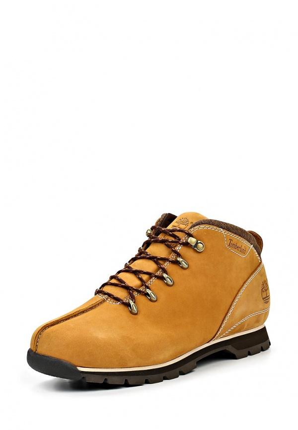 Ботинки Timberland TBL6839AM коричневые