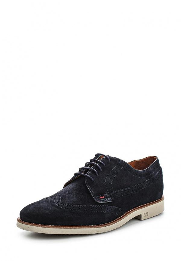 Ботинки Tommy Hilfiger FM56813496 синие