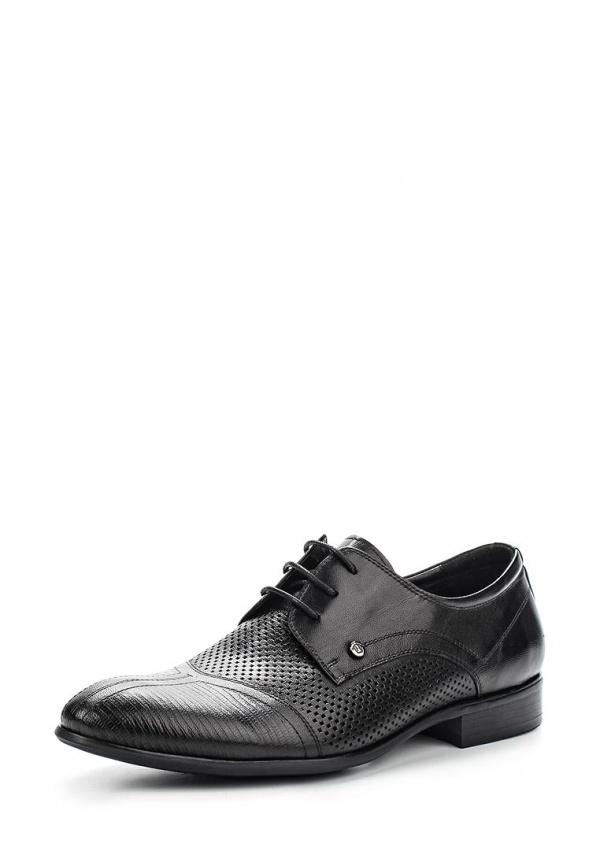 Туфли Hortos 657291/02-01 чёрные