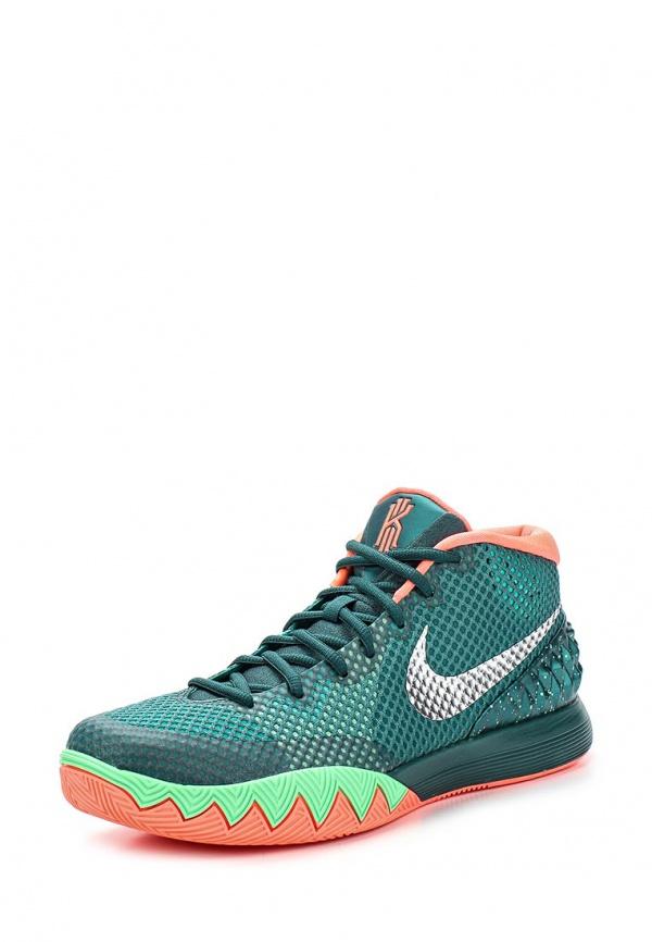 Кроссовки Nike 705277-313 зеленые