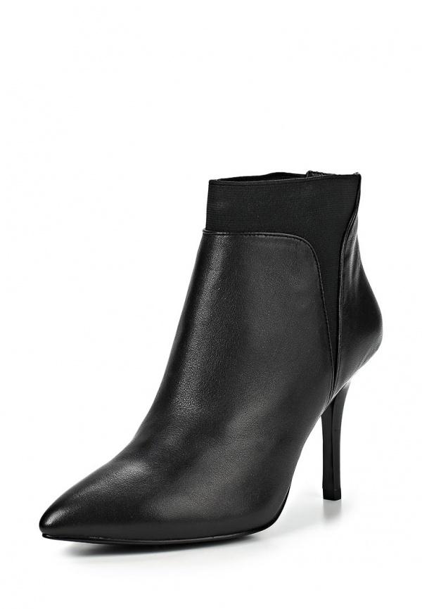 Ботильоны Just Couture 537-4-100 чёрные