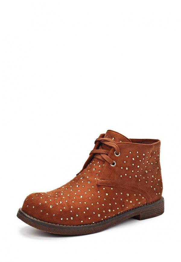 Ботинки Elche BW-W483024V коричневые