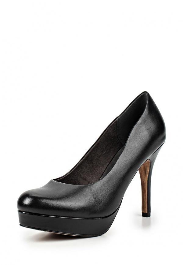 Туфли Tamaris 1-1-22419-23-003 чёрные