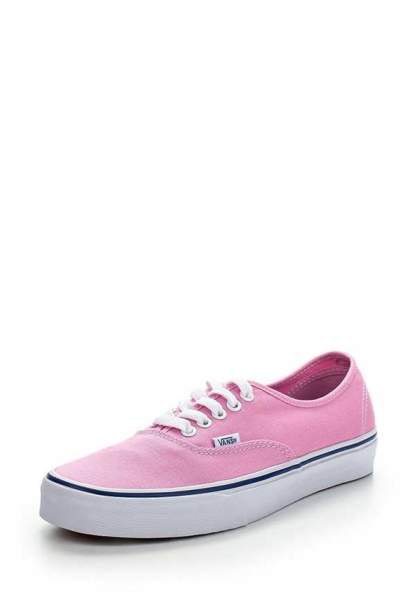 Кеды Vans VZUK2W0 розовые