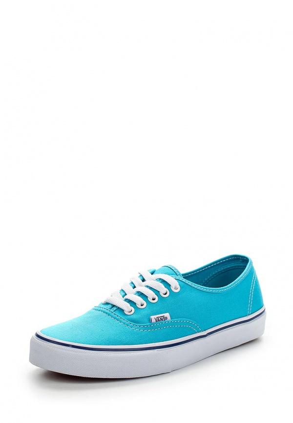 Кеды Vans VZUKFRY голубые