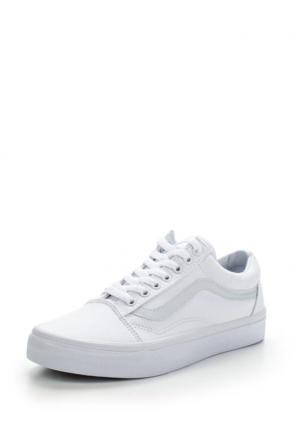 Кеды Vans VD3HW00 белые
