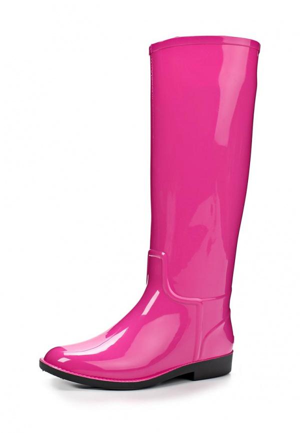 Резиновые сапоги SANDRA 365-00 розовые