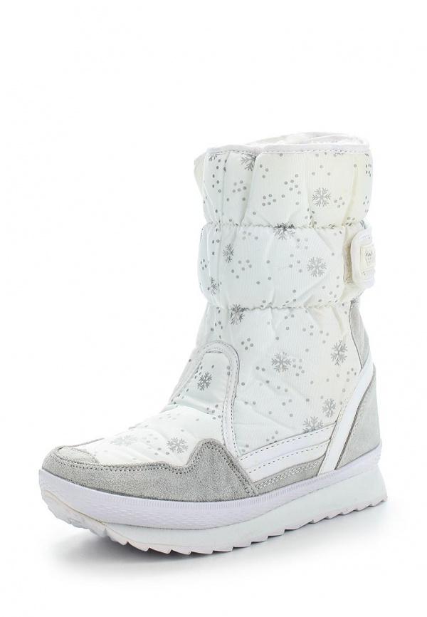 Дутики Mon Ami SB-0939 WHITE белые