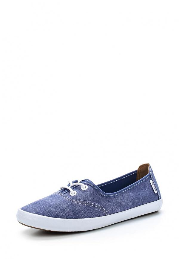 Кеды Vans VVOY9G7 синие