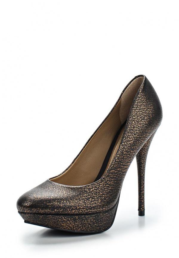 Туфли Dumond 4104886 бронзовые