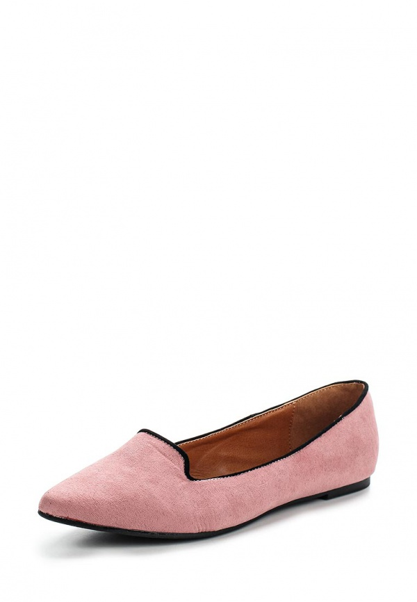 Лоферы Spurr SBFSS1414 розовые