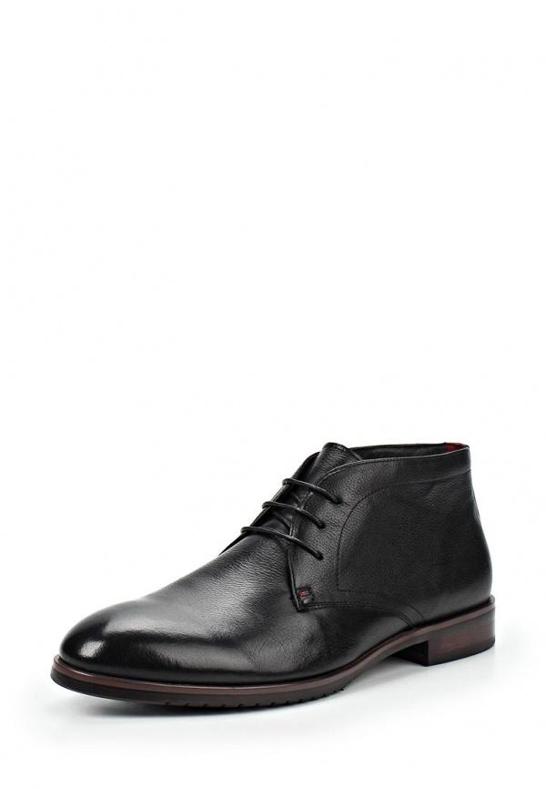 Ботинки Mascotte 37-420121-0102 чёрные