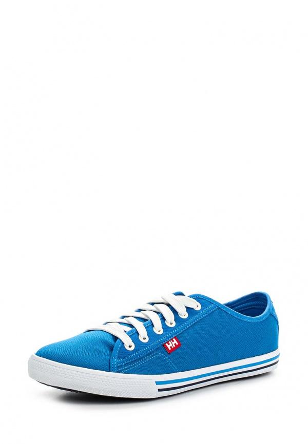 Кеды Helly Hansen 10772 белые, голубые