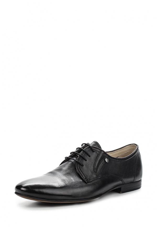 Туфли Hortos 657275/04-01 чёрные