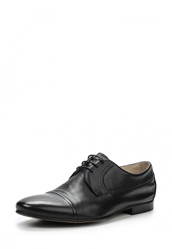 Туфли Hortos 657275/05-01 чёрные