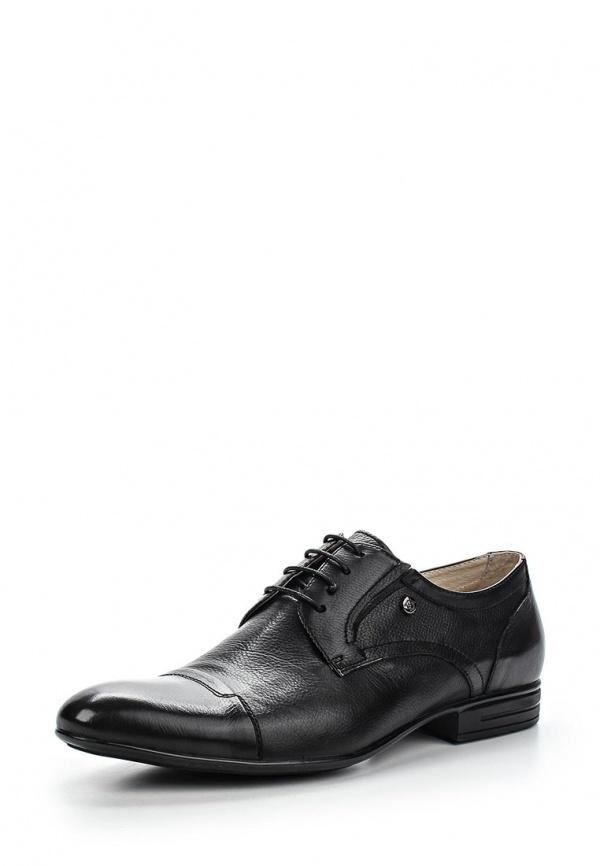 Туфли Hortos 657276/05-01 чёрные